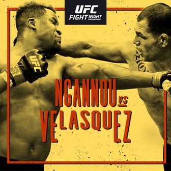 UFC Fight Night: Velasquez vs. Ngannou