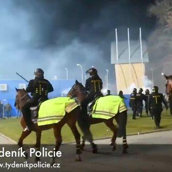 Češka policija (Screenshot)