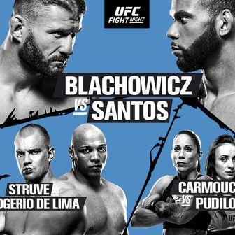 UFC Fight Night Prag