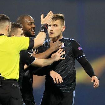 Dinamo - Viktoria Plzen (Foto: Slavko Midžor/PIXSELL)