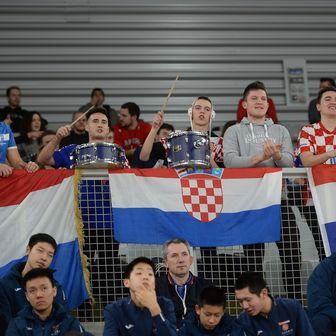 Hrvatski navijači (Foto: Vjeran Zganec Rogulja/PIXSELL)