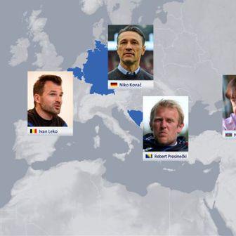 Hrvatski treneri u Europi (GOL.hr)