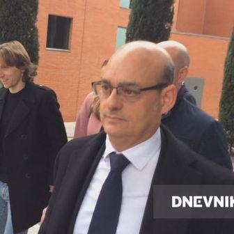 Luka Modrić na sudu u Španjolskoj (Dnevnik.hr)