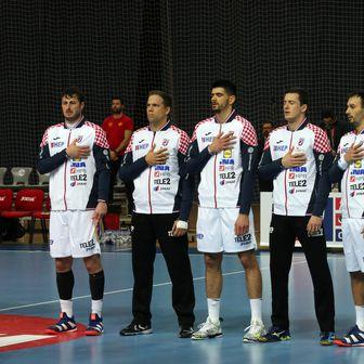 Hrvatska rukometna reprezentacija (Foto: Goran Kovacic/PIXSELL)