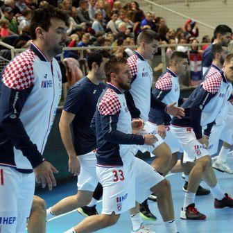 Hrvatska rukometna reprezentacija (Foto: Goran Kovačić/PIXSELL)
