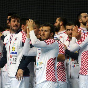 Hrvatski rukometaši (Foto: Goran Kovačić/PIXSELL)