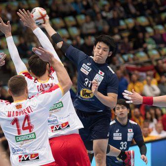 Makedonija - Japan (Foto: Sven Hoppe/DPA/PIXSELL)