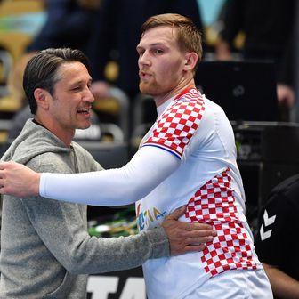 Niko Kovač i David Mandić (Foto: Frank Hoermann/DPA/PIXSELL)