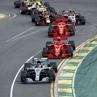 Velika nagrada Australije (Foto: HOCH ZWEI/DPA/PIXSELL)
