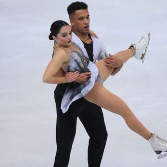 Lana Petranović i Antonio Souza Kordeiru (Foto: Marko Prpic/PIXSELL)