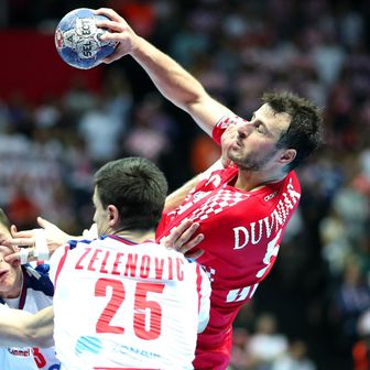 Domagoj Duvnjak (Foto: Slavko Midžor/PIXSELL)