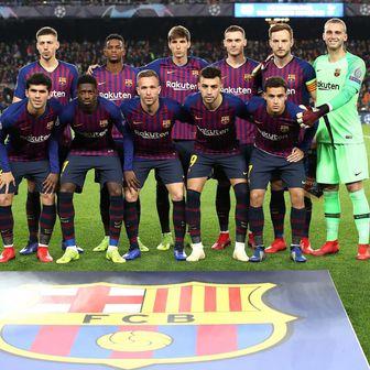 Barcelona s Rakitićem (Foto: Nick Potts/Press Association/PIXSELL)