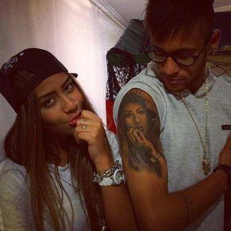 Neymar i sestra Rafaella (Instagram)