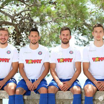 Hajduk predstavio dres za sezonu 2018/2019 (Foto: Miro Gabela/Hajduk.hr)