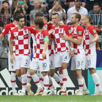 Hrvatska reprezentacija (Foto: David Klein Photo: Press Association/PIXSELL)