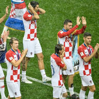 Hrvatska nogometna reprezentacija (Foto: AFP)