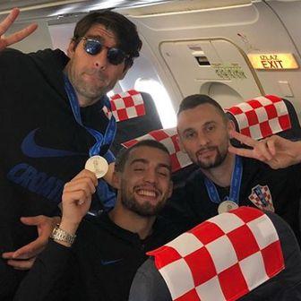 Vedran Ćorluka (Foto: Instagram)