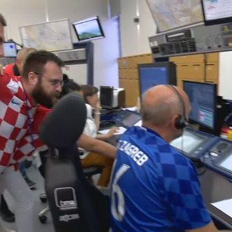 Kontrolori leta poslali poruku Vatrenima (Foto: Dnevnik.hr)