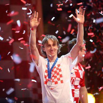 Luka Modrić (Foto: Petar Glebov/PIXSELL)