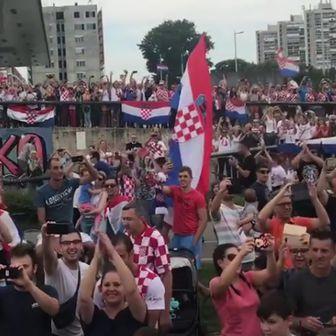 Snimao je i Zlatko Dalić (Foto: screenshot/Instagram)