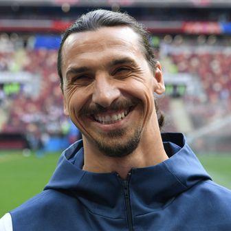 Zlatan Ibrahimović (Foto: AFP)