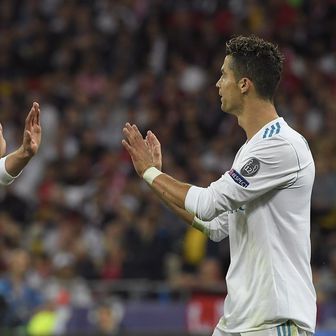 Gareth Bale i Cristiano Ronaldo (Foto: AFP)