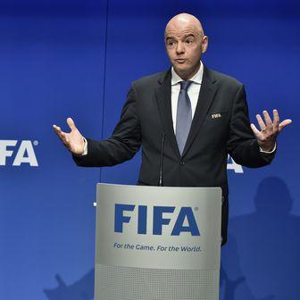 Predsjednik FIFA-e Gianni Infantino (Foto: AFP)