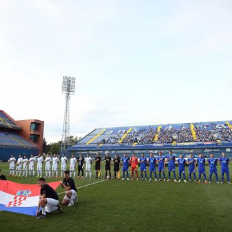 Dinamo - Rijeka (Foto: Marko Lukunic/PIXSELL)