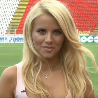Tatjana Šajković (Youtube Crvena zvezda)