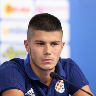 Dino Perić (Foto: Luka Stanzl/PIXSELL)