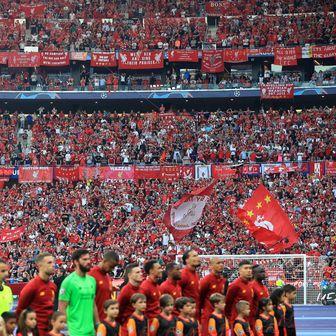 Navijači Liverpoola u finalu LP-a (Foto: Mike Egerton/Press Association/PIXSELL)