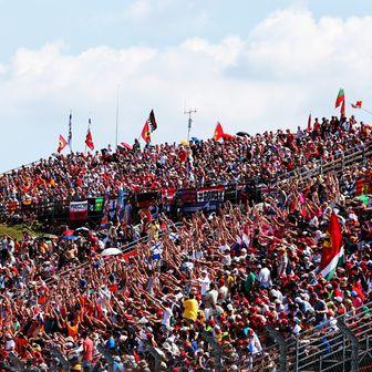 Navijači na Hungaroringu (Foto: James Moy/Press Association/PIXSELL)