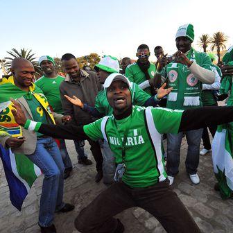 Navijači Nigerije (Foto: AFP)