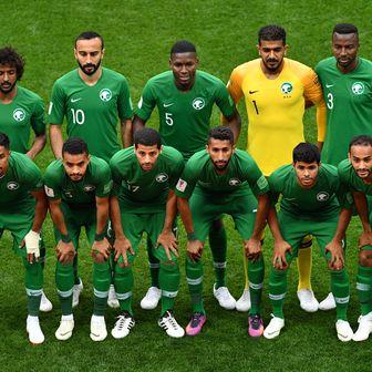 Reprezentacija Saudijske Arabije (Foto: AFP)