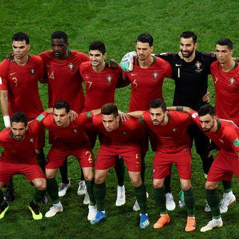 Momčad Portugala (Foto: AFP)