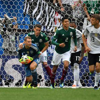 Njemačka - Meksiko (Fopto: AFP)