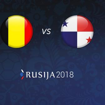 Belgija - Panama (Foto: GOL.hr)