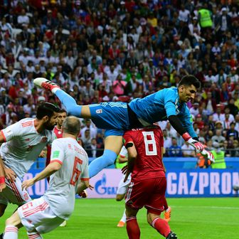 Iran - Španjolska (Foto: AFP)