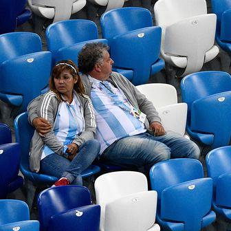 Tuga Argentinaca (Foto: AFP)