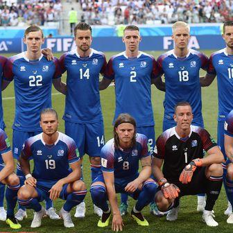 Reprezentacija Islanda (Foto: AFP)
