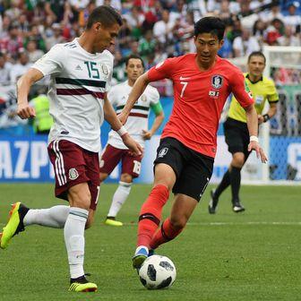 Južna Koreja - Meksiko (Foto: AFP)