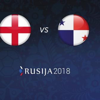 Engleska - Panama (Foto: GOL.hr)