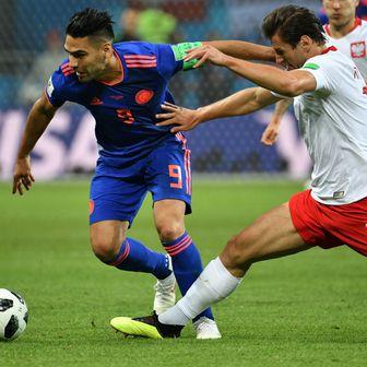 Radamel Falcao (Foto: AFP)