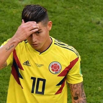 James Rodriguez (Foto: AFP)