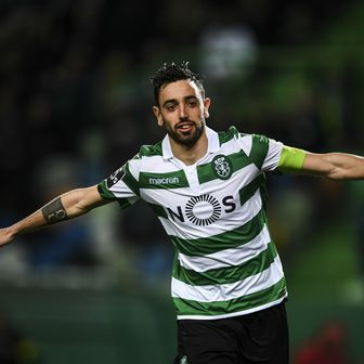 Bruno Fernandes (Foto: AFP)