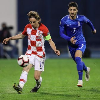 Luka Modrić (Foto: Jurica Galoić/PIXSELL)