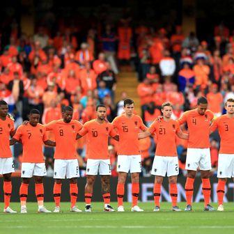 Reprezentacija Nizozemske (Foto: Mike Egerton/Press Association/PIXSELL)