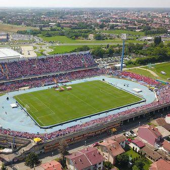 Pogled iz zraka na utakmicu Hrvatska - Wales (Foto: NK Osijek Facebook)
