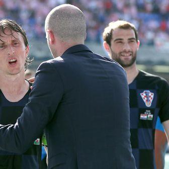 Luka Modrić (Photo: Goran Stanzl/PIXSELL)