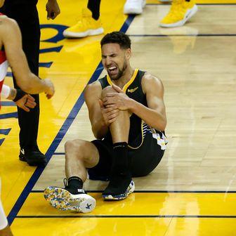 Klay Thompson (Foto: AFP)